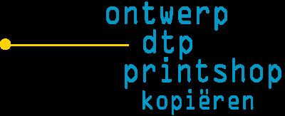 printshop dienten - ontwerpen van drukwerk en prints, dtp